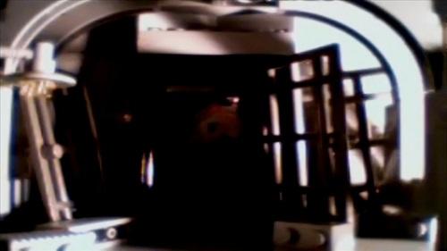 Arkham Asylum Cell