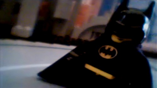 Custom LEGO Batman