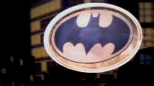 The Batsignal Shines