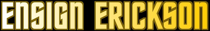 Ensign Erickson